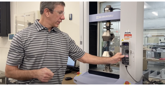Injection Moldable Material Exceeds 60,000 PSI Tensile Strength