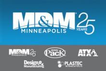 MD&M Minneapolis 2019 logo