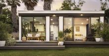 modular 3D-printed house